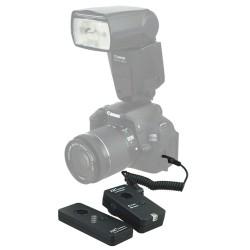 Télécommande radio ES-628C1 pour Canon RS-80N3 / TC-80N3.