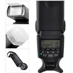 Flash Professionnel AF Auto Focus TTL Pour Canon