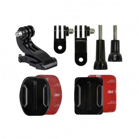 Kit de Montage pour Casque pour GoPro GP-J16