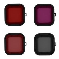 4 Filtres GoPro Hero 3+ et GoPro Hero 4