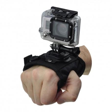Sangle Rotative de Poignet pour GoPro Action Video Device