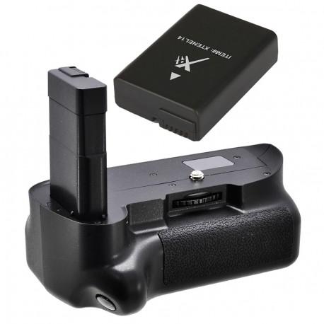Kit Grip + Batterie Li-Ion pour Nikon 5100