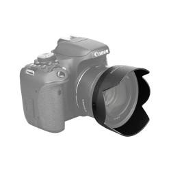 50mm LH-68II Pare-soleil Rigide à Baïonnette pour Canon f/1.8