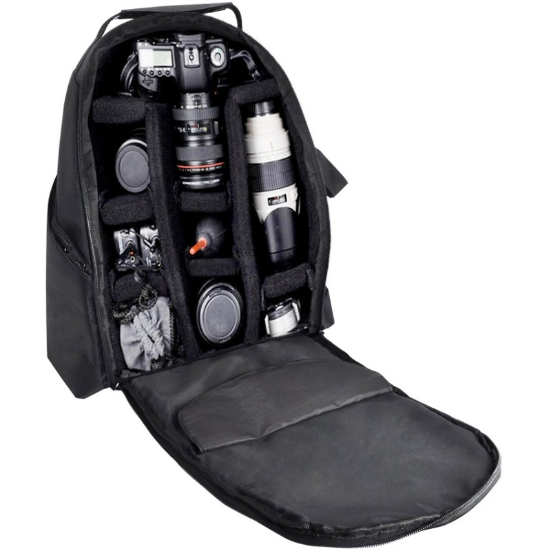sac dos pour appareil photo xit backpack padded lumen. Black Bedroom Furniture Sets. Home Design Ideas