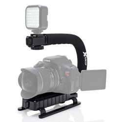 Stabilisateur de Caméra pour Photo et Vidéo Opteka