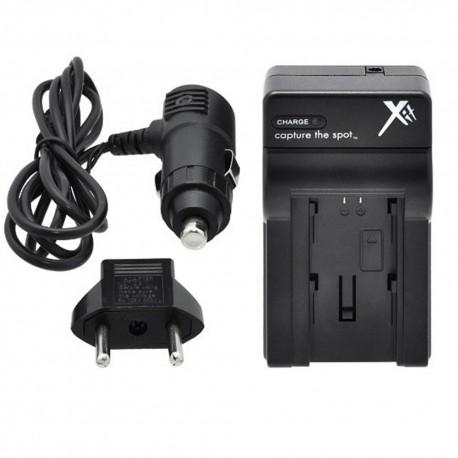 Chargeur pour batterie EN-EL15 2.400 mAh pour Nikon D700, D7100, D7200.