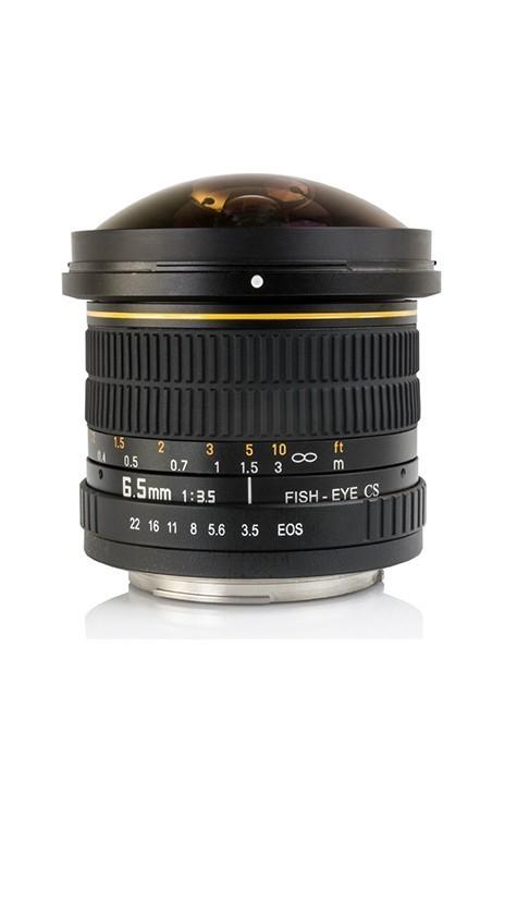 Pour Canon ou Nikon